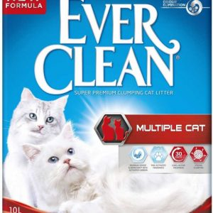 ever clean multiple cat 10 lt