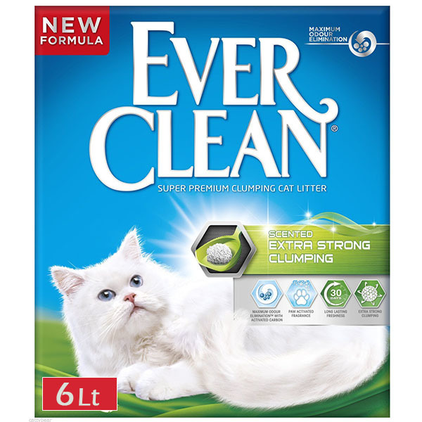 ever clean kedi kumu
