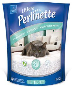 Perlinette Cat Adult Sensitive Hassas Kristal Kedi Kumu 15 Kg